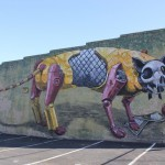 Pixel Pancho New Mural In Richmond, USA (Part III)