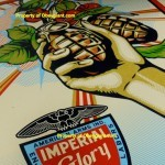"""Shepard Fairey """"Imperial Glory"""" New Print Preview"""