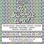 "Preview: ""It's Summer Time!"" Group Exhibition @ London's JustKids"