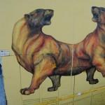 JAZ New Mural In Barcelona, Spain