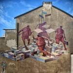 Chazme x Sepe New Mural For CityLeaks '13 – Cologne, Germany
