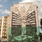M-City New Mural In Gdynia, Poland