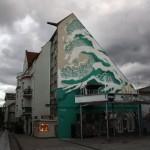 M-City New Mural In Sopot, Poland