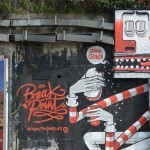 Mr Thoms New Mural In Roma, Italy