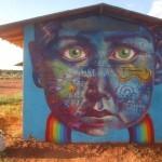Overunder New Mural In Arizona