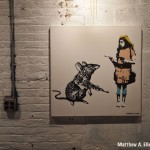 Preview – The Bushwick Collective Art Show – Blek Le Rat, Dan Witz, Joe Iurato, Jerkface, Solus, Beau Stanton & Many More – Brooklyn, NYC