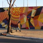 Poeta New Mural In Buenos Aires, Argentina