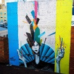 TWOONE x Remi Rough x Darren Henderson New Mural In Melbourne, Australia