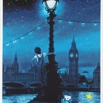 """Roamcouch """"When You Wish Upon A Star -London"""" New Editions Available December 7th"""