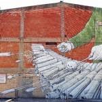 Blu New Mural – Niscemi, Italy