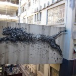 """DAL """"Adrenalin"""" New Mural In Cape Town, South Africa"""