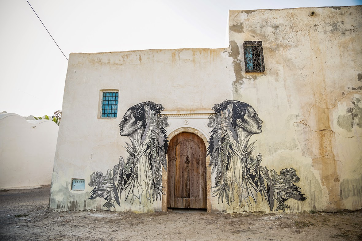 Swoon New Pieces – Djerba, Tunisia