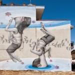 Seth New Mural For Memorie Urbane – Gaeta, Italy