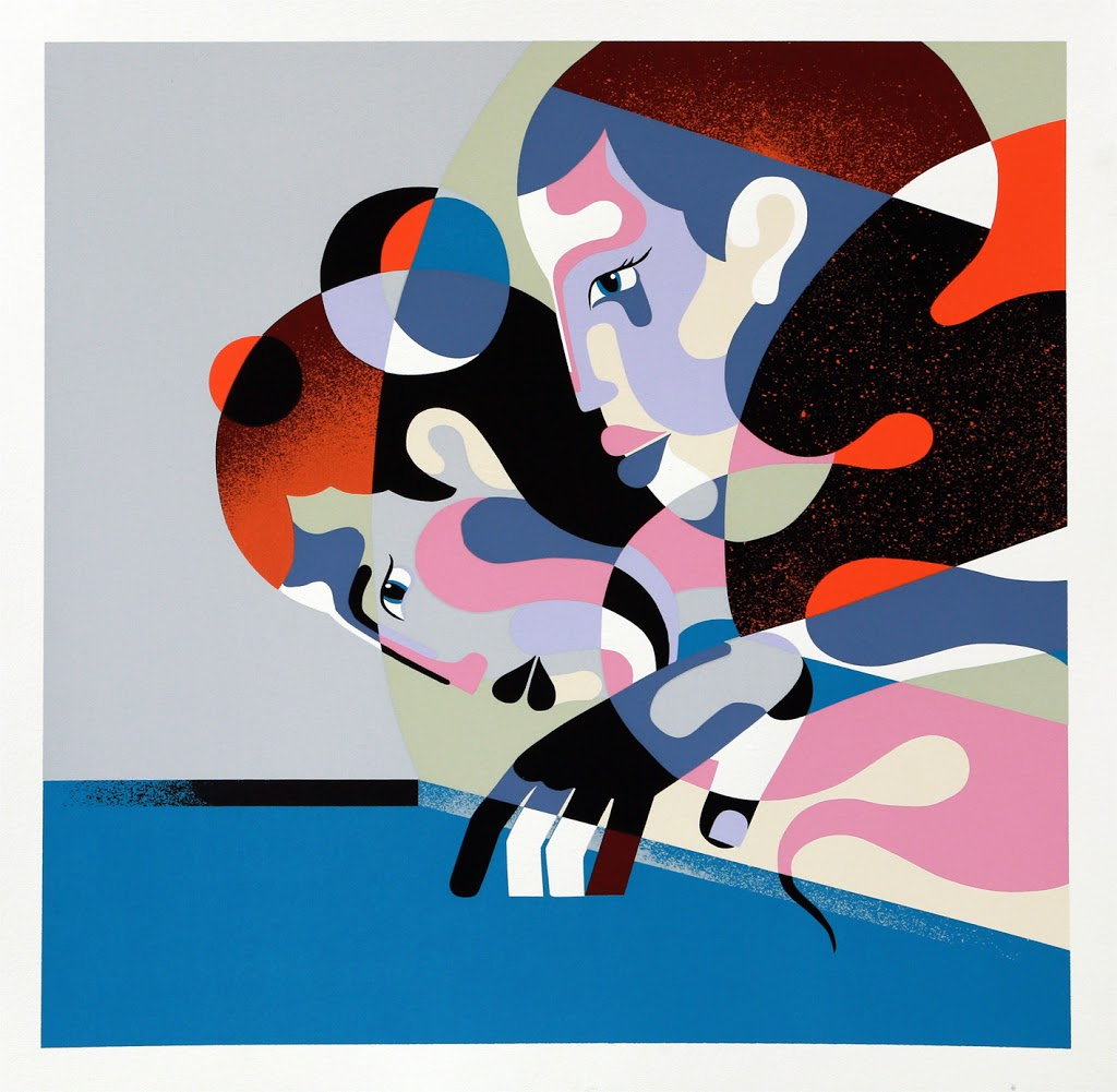 """REKA """"Luna Eclipse"""" Limited Edition Screen Print – Available Now"""