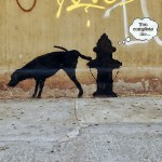 """Banksy """"You Complete Me…"""" New Mural – New York City, USA"""