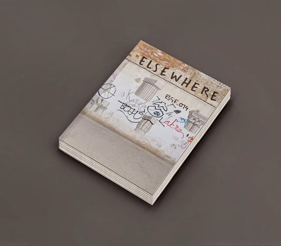Escif launched a fundraiser campaing for a new book