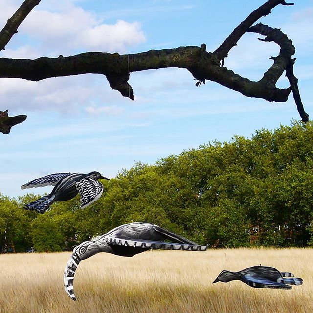 """Phlegm's """"The Forest"""" Project in Epping Forest, UK"""