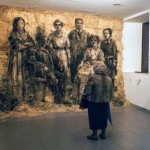 Borondo New Indoor Installation – Segovia, Spain