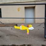 OakOak unveils a new street piece in Saint Etienne, France
