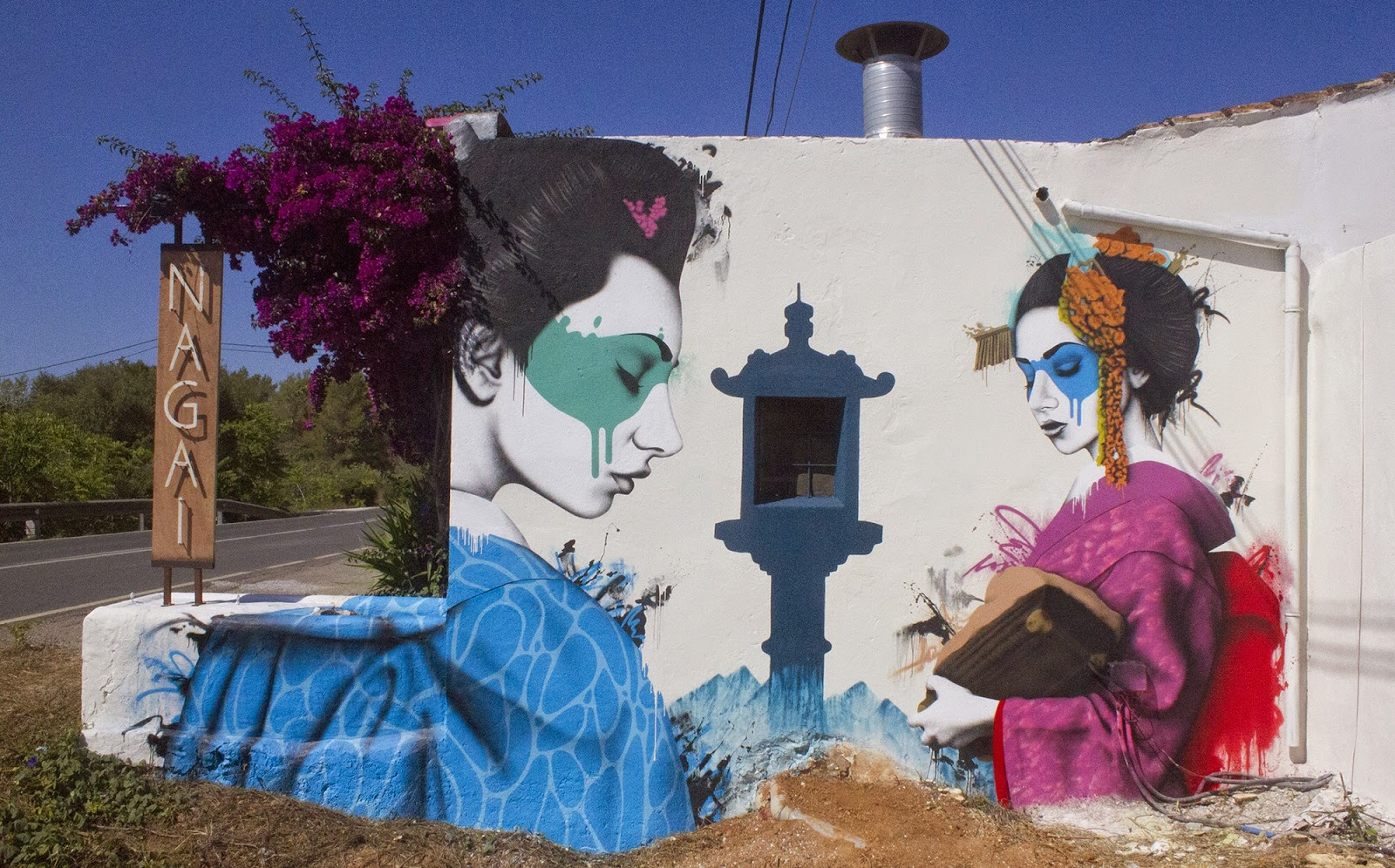 Fin DAC New Mural – Ibiza, Spain (Part II)