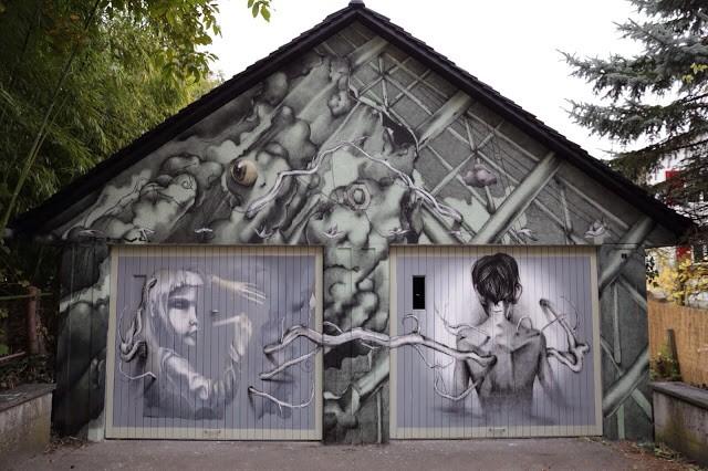 Ethos creates a new piece in Erlach, Switzerland