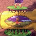 Interesni Kazki New Mural In Atlanta