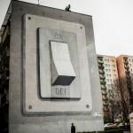 Escif New Mural In Katowice, Poland