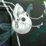 Liqen x Interesni Kazki New Mural In Miami