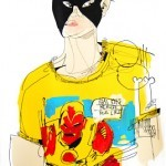 """Anthony Lister """"Heroes"""" New Print Available Soon"""