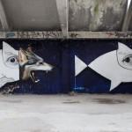 Lonac New Mural in Zagreb, Croatia