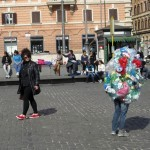 Mark Jenkins New Street Pieces In Roma, Italy (Part IV)