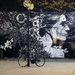 Monsieur Qui New Street Pieces – Paris, France