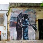 El Marian New Mural In Villa Pueyrredon – Buenos Aires , Argentina