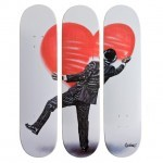 """Nick Walker """"Love Vandal"""" New Skate Decks Available Now!"""