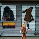 Nick Walker New Mural In New York City