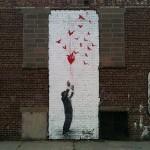 Nick Walker New Street Piece In New York City, USA (Part II)