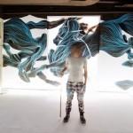 Pantonio unveils a new indoor piece in Lisbon, Portugal