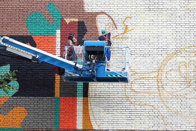 Work in Progress by Reka in Paris