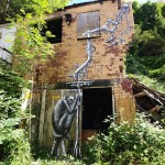 Phlegm New Mural In Sheffield