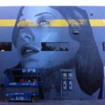 RONE Work In Progress For Art Basel '13 – Miami, Florida