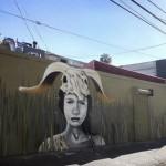 Liliwenn New Mural – Los Angeles, USA