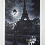 """Roamcouch """"When You Wish Upon A Star – Paris"""" Limited Edition Screen Print"""