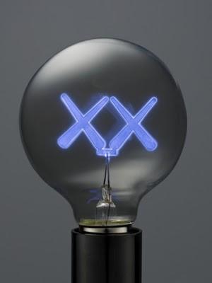 KAWS Limited Edition Light Bulbs Available Now
