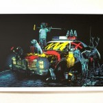 "Roamcouch ""Revolution""&""Rainbow Inc./Brooklyn Bridge"" Limited Edition Screen Prints"