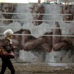 Borondo x JAZ New Collaboration – Shoreditch, London