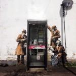 Banksy New Mural – Cheltenham, UK