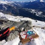 Invader Invades a Mountain – Anzeres, Switzerland (Part I)