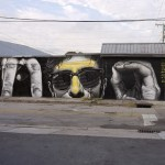 MTO New Mural For Art Basel '13 – Miami, USA