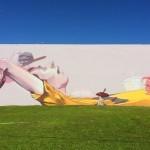 Sainer New Mural For Art Basel '13 – Wynwood, Miami