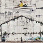 Ernest Zacharevic New Murals – Ipoh, Malaysia